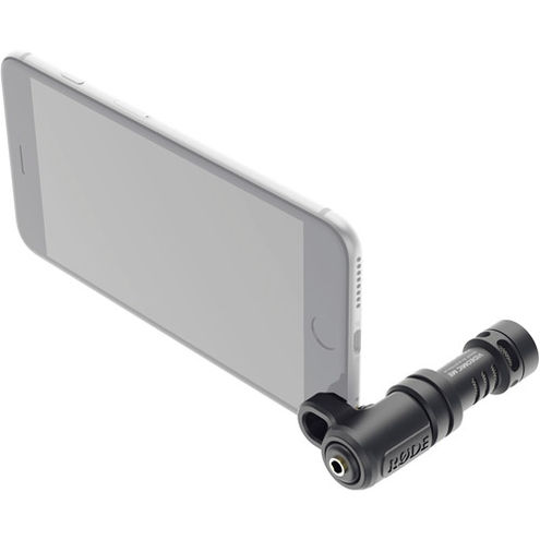 VideoMic Me Directional Microphone for Apple iPhone,  iPad & iOS devices and smartphones