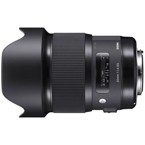 ART AF 20mm f/1.4 DG HSM Lens for Nikon