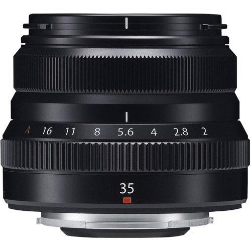 Fujinon XF 35mm f/2.0 R WR Lens