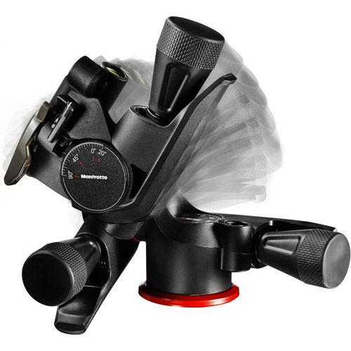 MHXPRO-3WG Geared Head