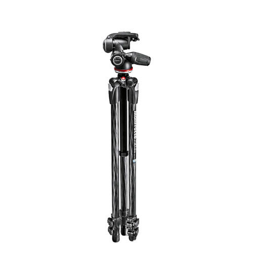 290 Extra Kit with MT290XTC3 Carbon Tripod, and MH804-3W Head