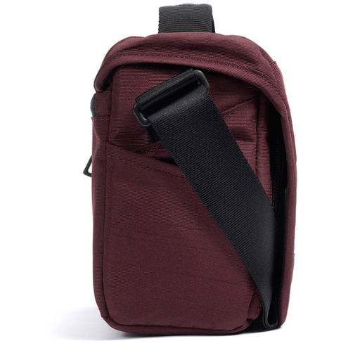 Derechoe 3 Shoulder Bag, Truffle Red