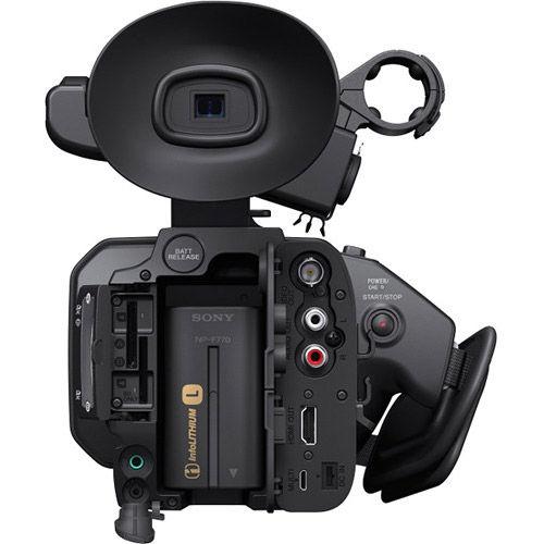 HXR-NX100 1.0-inch Type NXCAM Camcorder