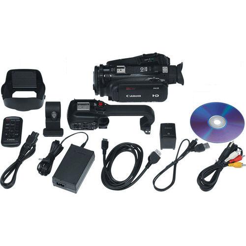 XA35 Professional Camcorder