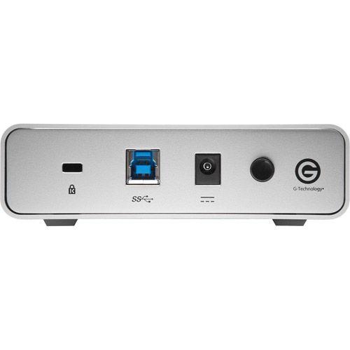 4TB G-Drive G1 USB 3.0 Hard Drive