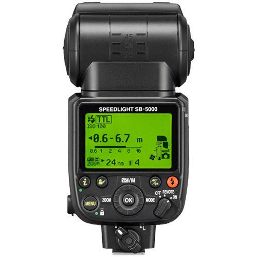 SB-5000 AF Speedlight