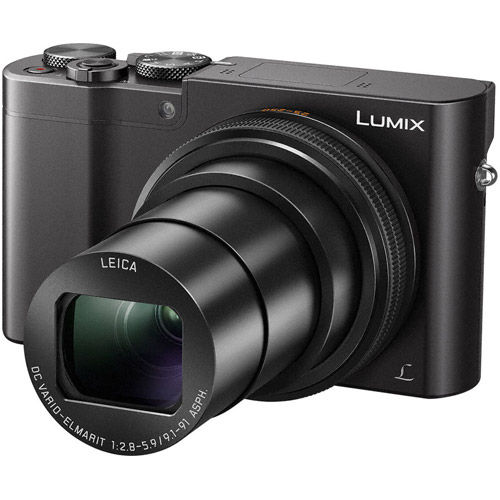 Lumix DMC-ZS100 Black