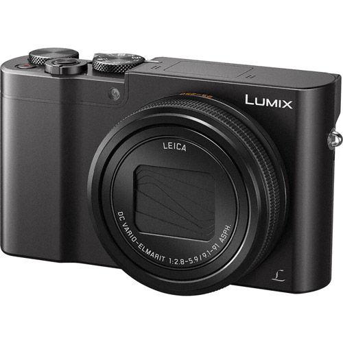 Lumix DMC-ZS100 Black