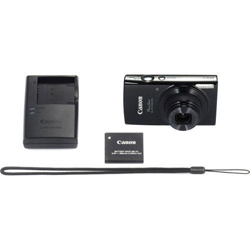 PowerShot ELPH 190 IS Black