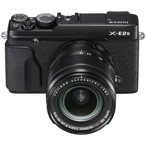 X-E2S Black Body