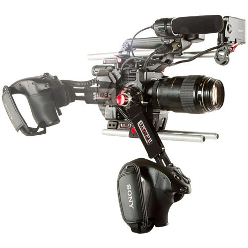 Remote Extension Handle for Sony FS5