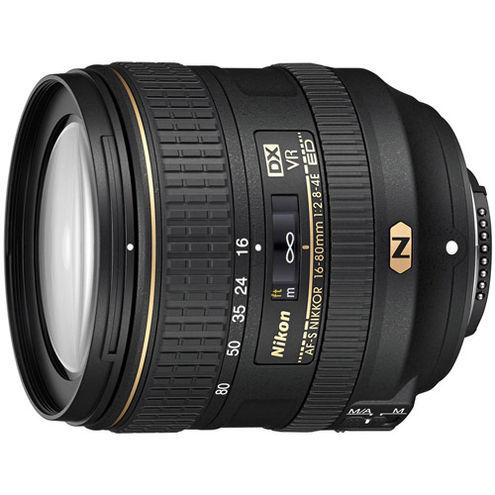 D500 Kit w/ AF-S DX NIKKOR 16-80mm VR Lens