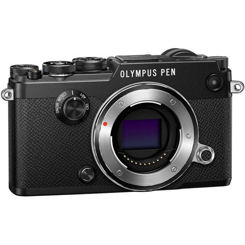 PEN F Mirrorless Body Black