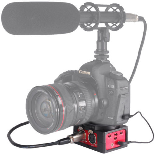 SR-AX101 2-Channel Passive Audio Adapter