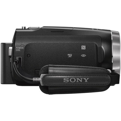 HDRCX675B Full HD Handycam Camcorder with 32GB Internal Memory