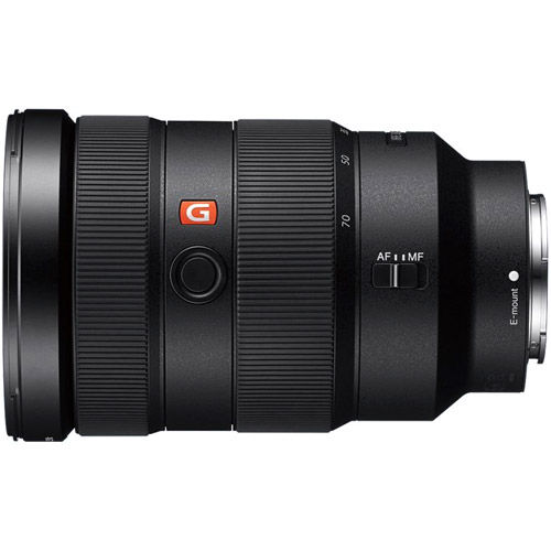 SEL FE 24-70mm f/2.8 GM E-Mount Lens