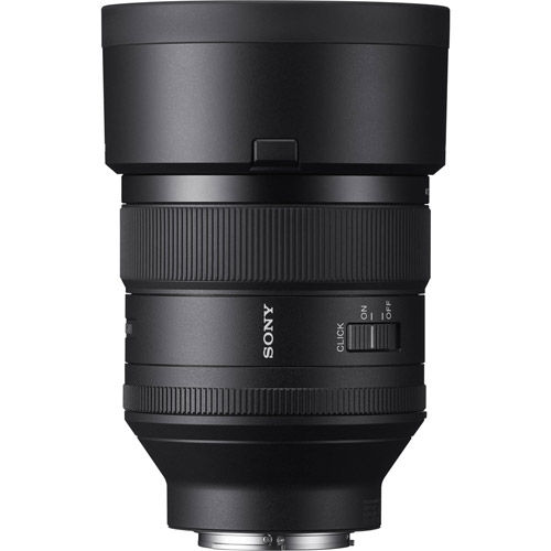 SEL FE 85mm f/1.4 GM E-Mount Lens
