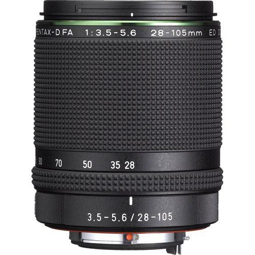 HD Pentax-D FA 28-105mm f/3.5-5.6 ED DC WR Lens