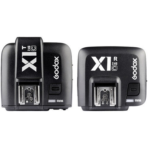 X1C 2.4 GHZ TTL Remote Controller for Canon