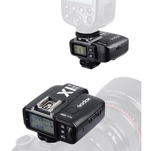 X1N 2.4 GHZ TTL Remote Controller for Nikon