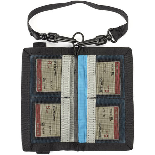 Goblin Memory Card Wallet CF4, Kiwi Green
