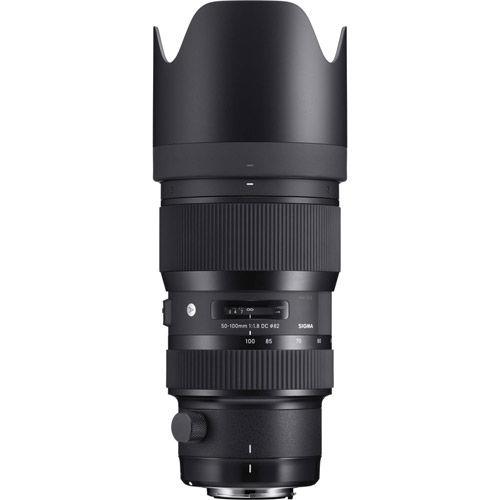 ART 50-100mm f/1.8 DC HSM Lens for Nikon