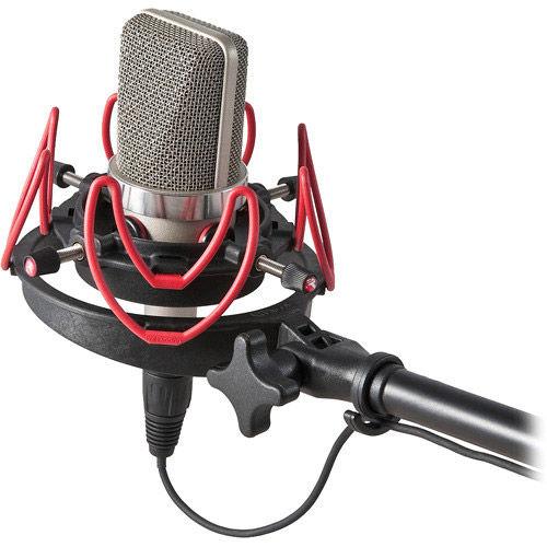 InVision Studio USM-L Lite, Universal Large Diaphragm Microphone Studio Mount