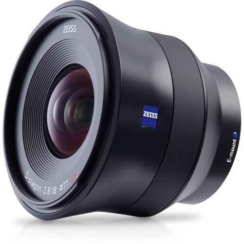 Batis 18mm f/2.8 Lens for Sony E-Mount