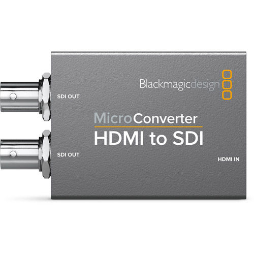 Micro Converter - HDMI to SDI (with Power Supply)