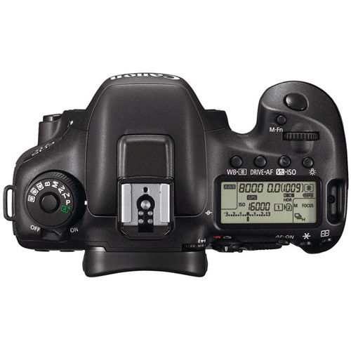 EOS 7D Mark II Body With W-E1 Adapter, and EOS Accessory Kit