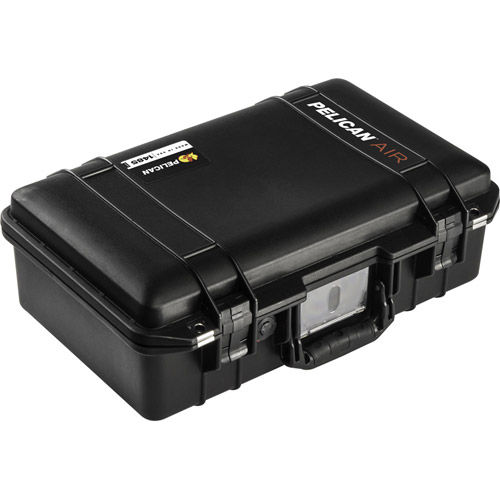 1485 Air Case Black w/TrekPak Divider System
