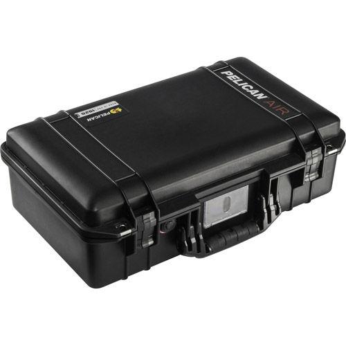 1525 Air Case Black w/TrekPak Divider System