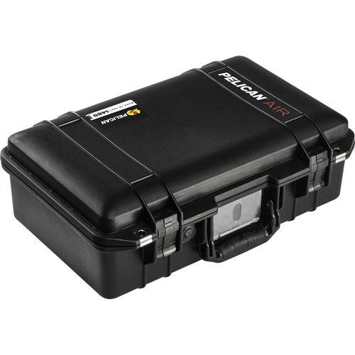 1485 Air Case Black, No Foam
