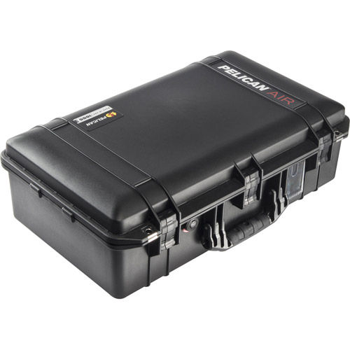 1555 Air Case Black, No Foam