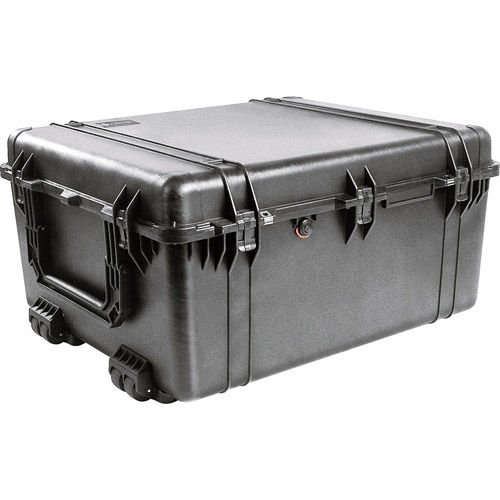 1694 Transport Case Black with Dividers