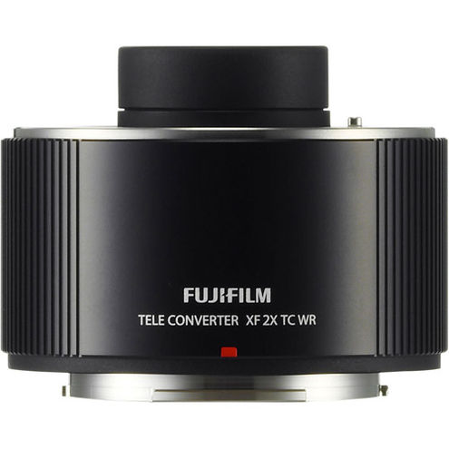 XF 2.0x TC WR Tele-Converter for XF 50-140mm WR & XF 100-400mm WR Lenses