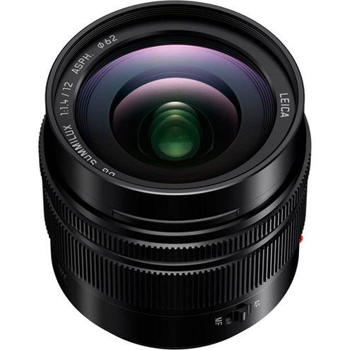 Leica DG Summilux 12mm f/1.4 ASPH Lens