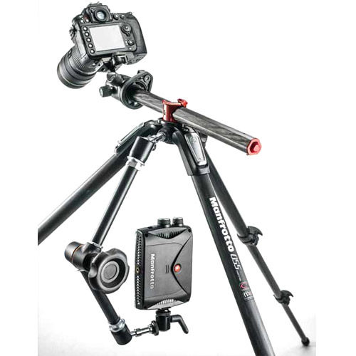 MVK502055X Kit with MVH502AH Video Head and MT055XPRO3 Tripod