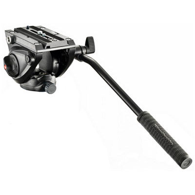 MVK500190X Kit with MVH500AH Video Head and MT190X3 Tripod