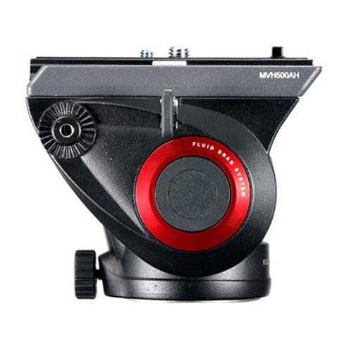 MVK500190X Kit with MVH500AH Video Head and MT190X3 Tripod