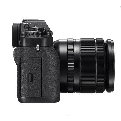 X-T2 Mirrorless Body Black