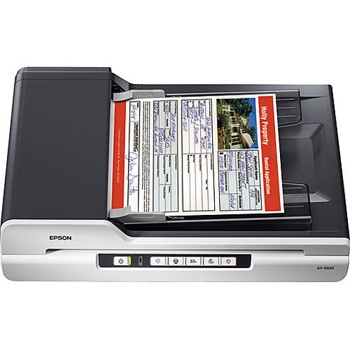 GT-1500 WorkForce Scanner