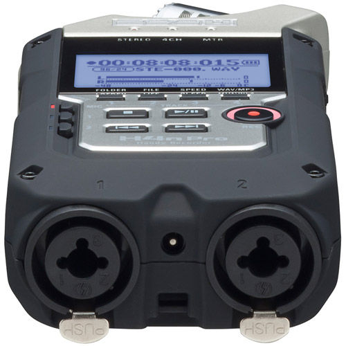 H4n Pro Handy Audio Recorder