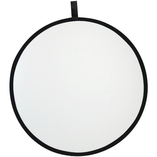 "2-In-1 Super Soft Silver/Natural White 32"" Reflector"