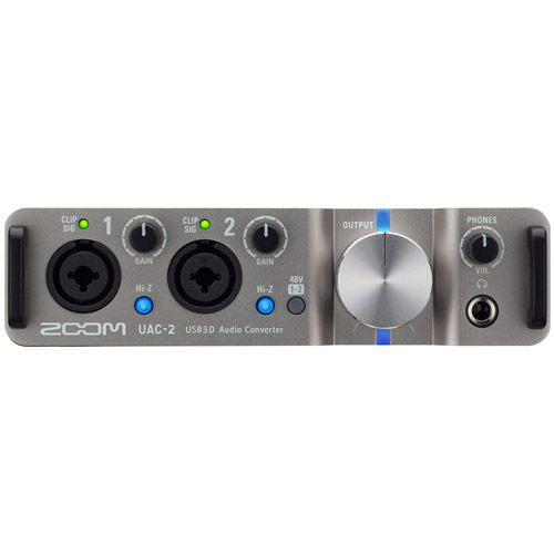 TAC-2 USB 3.0 Audio Interface
