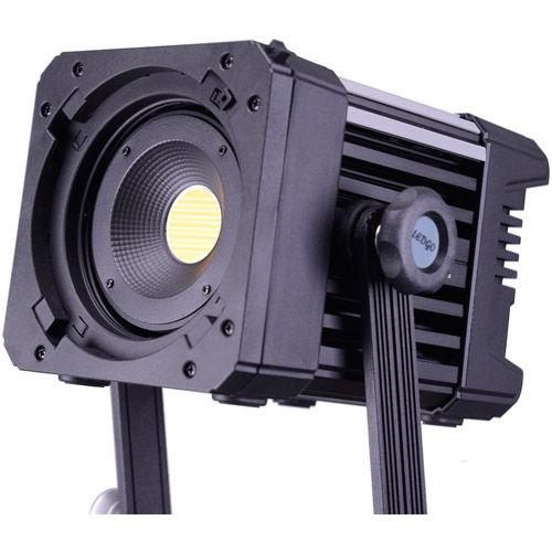 LG-D600C LED Fresnel Light Bi-Colour with WiFi/DMX  and Case