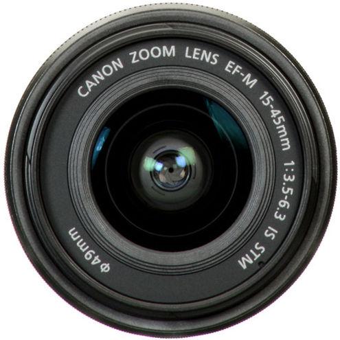 EF-M 15-45MM/F3.5-6.3 IS STM