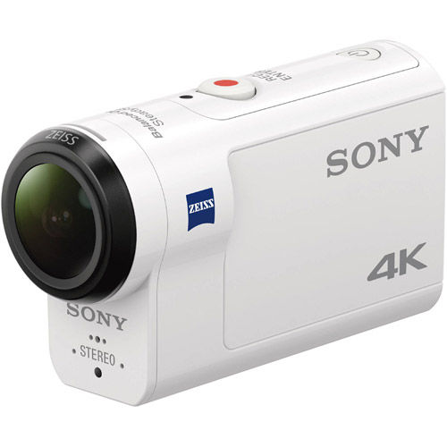 FDR-X3000 4K Action Cam with Balanced Optical SteadyShot
