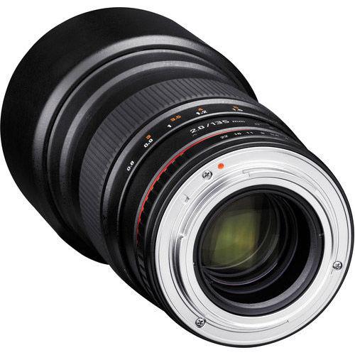 135mm F2.0 Telephoto Lens for Fuji X
