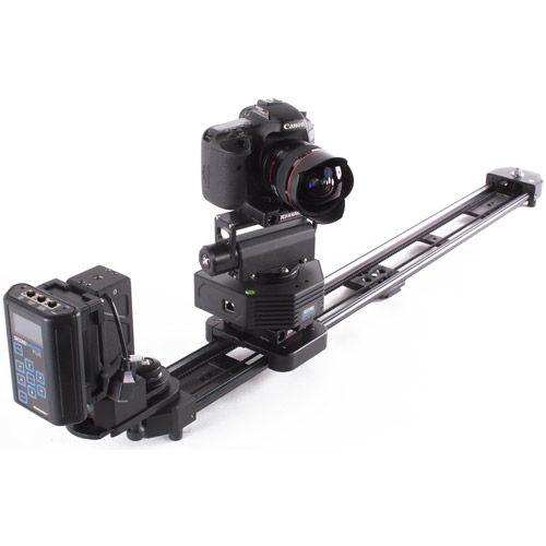 Second Shooter Plus Slide, Pan, Tilt System includes Slider Motor, Pan/Tilt Head, & Controller